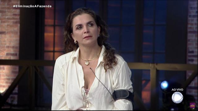 Luiza Ambiel comenta sua participação em 'A Fazenda 12' e faz reflexão sobre o jogo