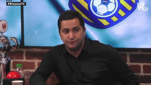Nabil Djellit défend Islam Silmani et fait rire le plateau de L'Equipe d'Estelle