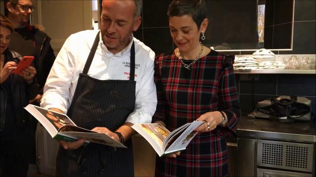 Ouverture d'une école de cuisine : Alain Ducasse ne recule pas devant la crise