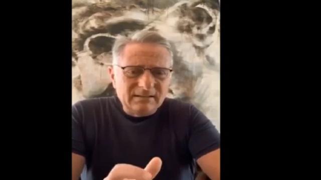 Paolo Bonolis: 'Essere interisti significa aver fatto una scelta sportiva partigiana'