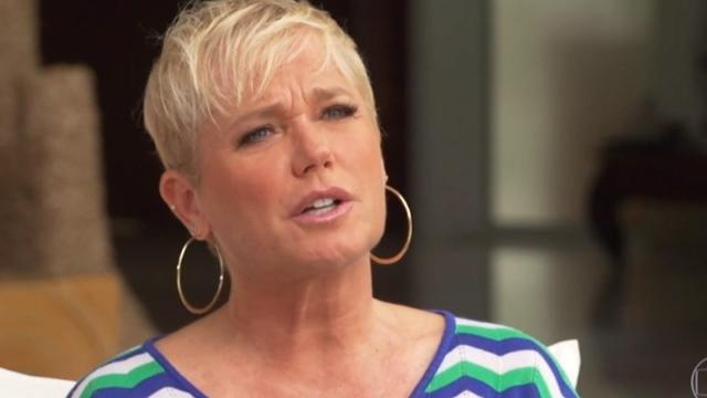 Xuxa diz que sofreu assédio em terapia
