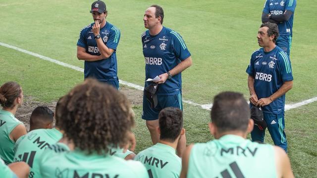 Cinco pontos que Rogério Ceni precisa melhorar no Flamengo