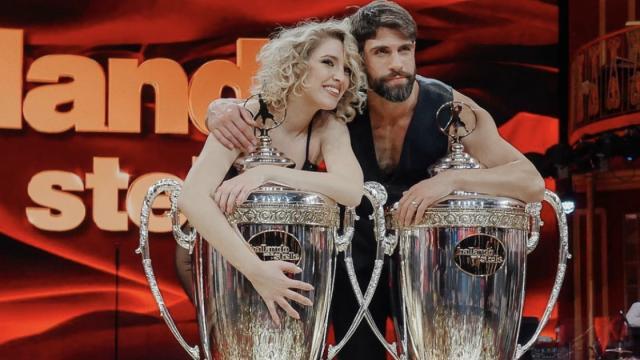 Ballando con le Stelle: Gilles e Lucrezia vincono la quindicesima edizione
