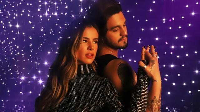 Luan Santana comenta sobre suposto affair com Giulia Be: 'minha amiga'