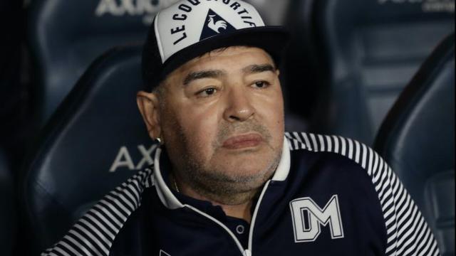 Maradona è morto nella sua casa a causa di un arresto cardiaco