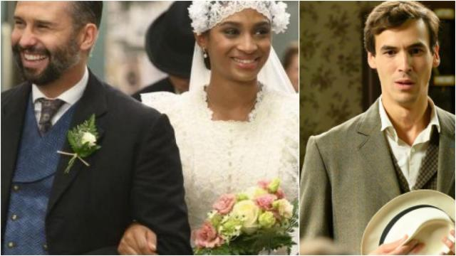 Una Vita, spoiler iberici: Santiago impedisce il matrimonio tra Felipe e Marcia