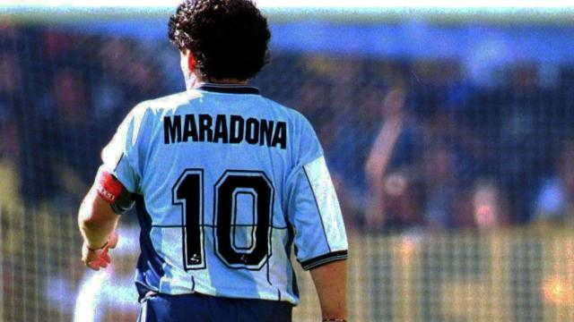 Muere Diego Armando Maradona, leyenda y mito del fútbol mundial