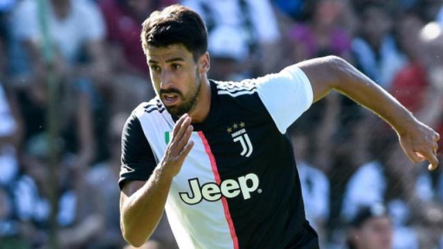 Juventus, Khedira sarebbe ad un passo dal trasferimento all'Everton