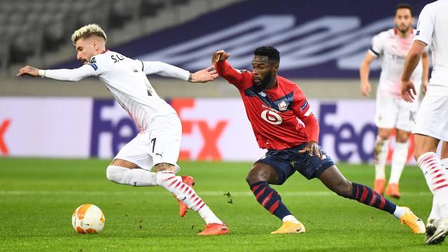 Europa League, 1-1 tra Lille e Milan: discorso qualificazione apertissimo