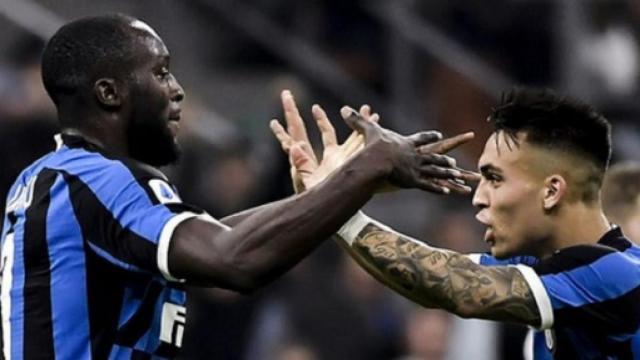 Borussia Moenchengladbach-Inter, Conte si affida a Lautaro e a Lukaku