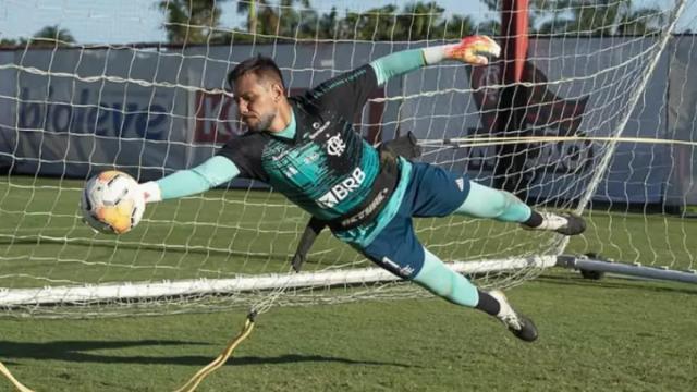 Cinco jogadores que fazem parte do atual elenco do Flamengo