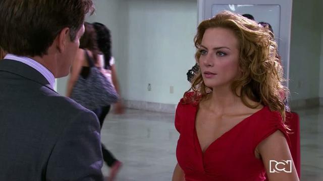 'Quando Me Apaixono': Augusto diz a Renata que Marina está grávida de Jerônimo