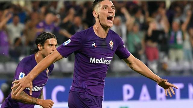 Inter, nel mirino il viola Milenkovic: possibile sfida di mercato con Juventus e Milan