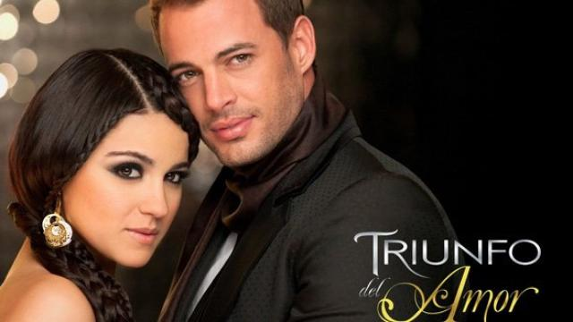 'Triunfo do Amor': Maria Desamparada e Max fazem as pazes