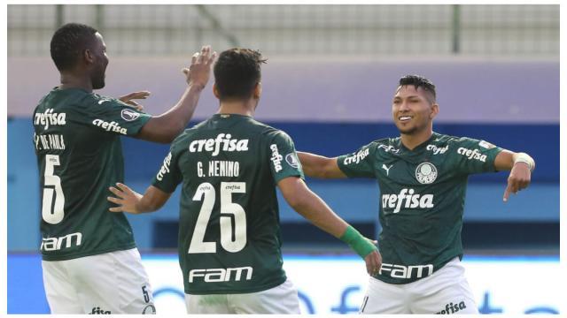 Seis times que já garantiram vaga nas quartas de final da Copa Libertadores da América