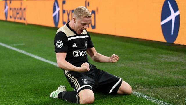 Calciomercato Juventus, van de Beek possibile obiettivo a gennaio