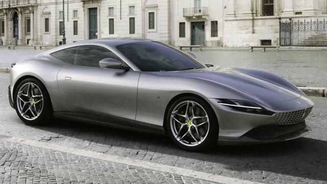 Ferrari Roma: una granturismo da 620 cavalli