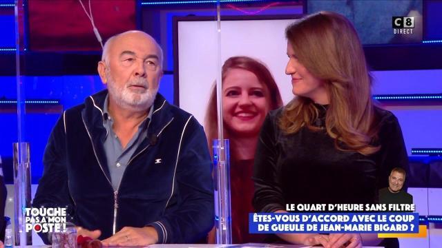 TPMP : Gérard Jugnot compare Bigard à 'Hitler', l'humoriste demande des excuses