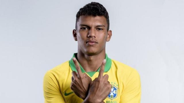 Calciomercato Juventus, nel mirino ci sarebbe Gabriel Veron del Palmeiras