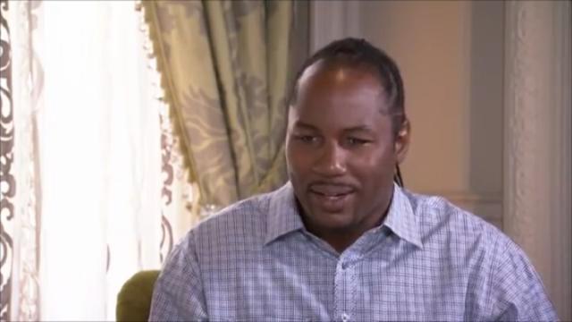Lennox Lewis ricorda il match con Tyson: 'Il mio coach mi disse che sarebbe stato facile'