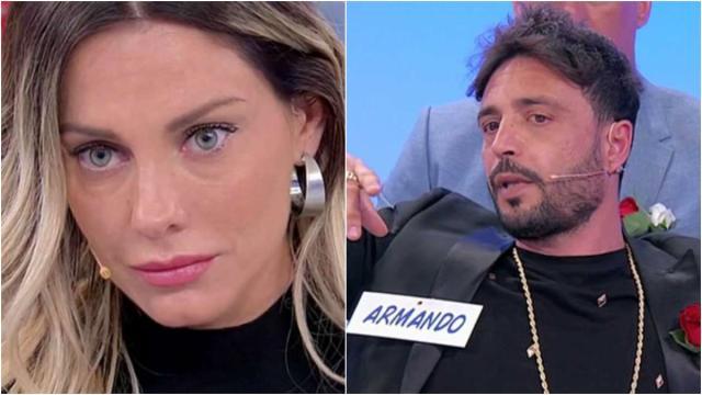 U&D, Lucrezia Comanducci parla di Armando: 'Voglio uscire dal programma insieme a lui'