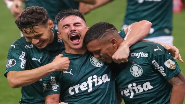 5 times que já estão classificados para as oitavas da Libertadores