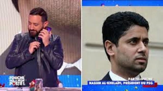 Cyril Hanouna appelle le président du PSG en direct pour en savoir plus sur Messi