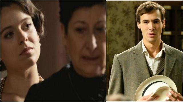 Una Vita, trame spagna: Ursula sospetta che Santiago faccia parte di un piano di Genoveva