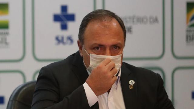 Ministro da Saúde diz que vacinação no Brasil começará em janeiro