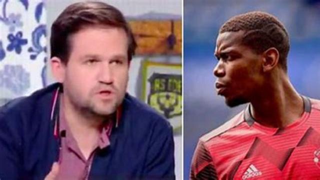 Paul Pogba se fait critiquer dans 'L'Equipe d'Estelle' par Sébastien Tarrago
