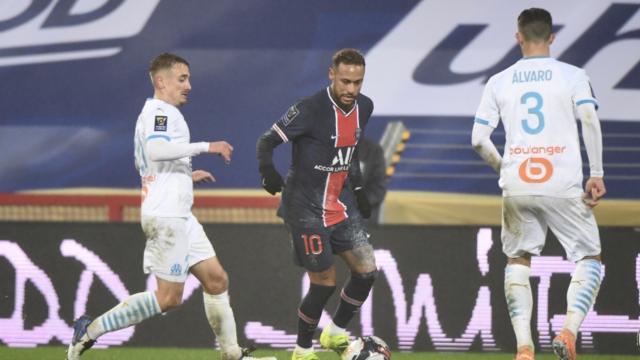 PSG - OM : Neymar et Alvaro se clashent sur les réseaux sociaux