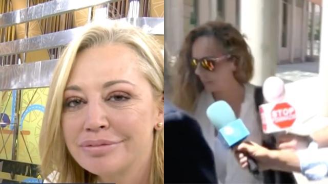 Rocío Carrasco demanda por lo penal a Olga Moreno y a Belén Esteban