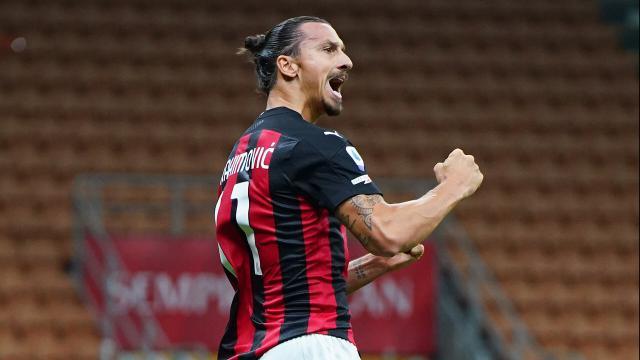 Milan: la squadra ha imparato a giocare anche senza Ibrahimovic