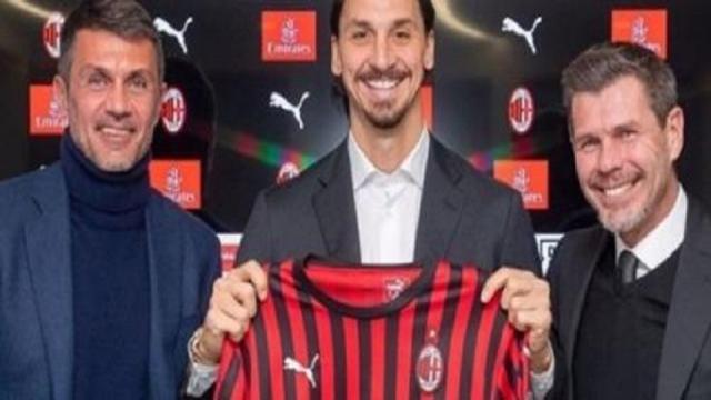 Ibrahimovic sfida Inter e Juve: 'Milan Campione d'Inverno? Meglio lo scudetto vero'