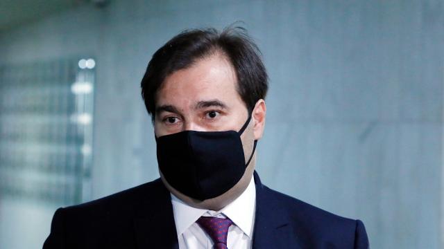 Rodrigo Maia diz que impeachment de Bolsonaro depende do próximo presidente da Câmara