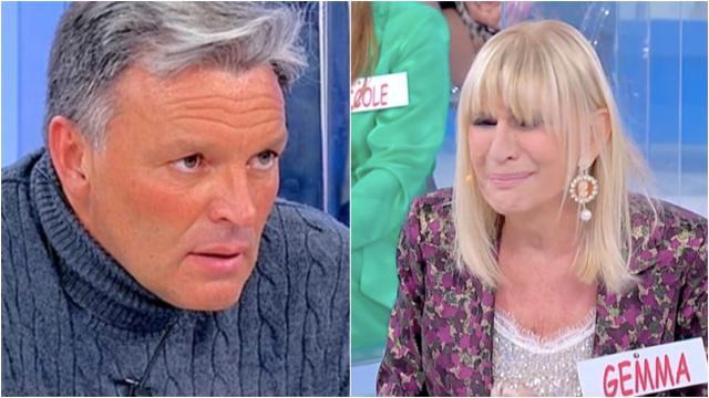 U&D, Maurizio chiude con la Galgani, lei in lacrime, Tina: 'Hai preso in giro una 72enne'