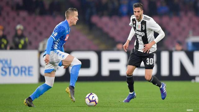 Juventus-Napoli, probabili formazioni: Mertens e Insigne sfidano Ronaldo e Morata