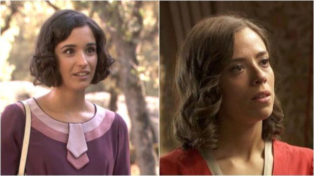 Il Segreto, trame iberiche: Rosa fuori controllo minaccia la sorella Marta di morte