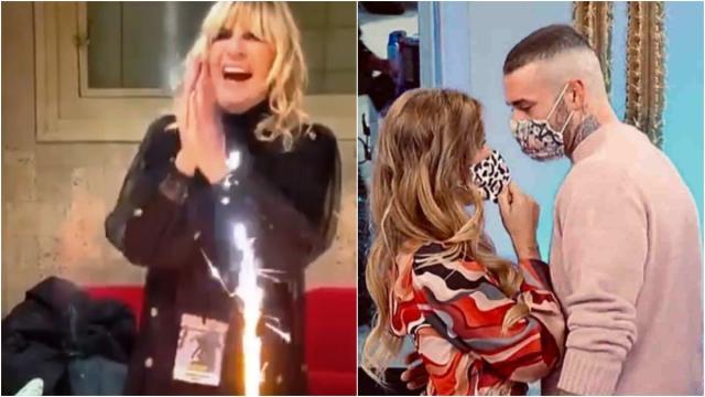 U&D, spoiler registrazione 19 dicembre: Il compleanno di Gemma, Sophie bacia Matteo