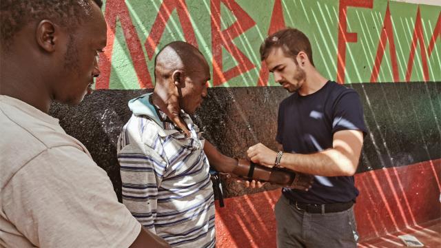 Guillermo de Ayúdame3D: 'Mis brazos en 3D cambian la vida de muchas personas'