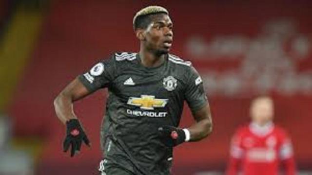 Le but de Paul Pogba avec Manchester United qui régale les internautes