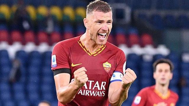 Inter: Dzeko potrebbe lasciare la Roma e l'Inter potrebbe tornare alla carica