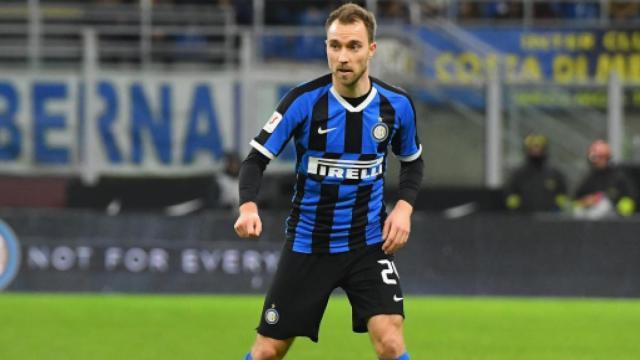 Inter: la Roma avrebbe messo gli occhi su Eriksen per rinforzare il centrocampo