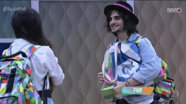 'BBB21': internautas shippam Fiuk e Juliette após estreia do reality show