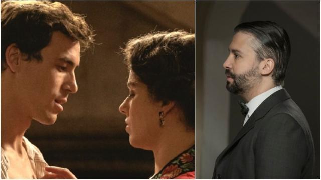Una Vita, spoiler iberici: Genoveva, incinta di Santiago, inganna Felipe