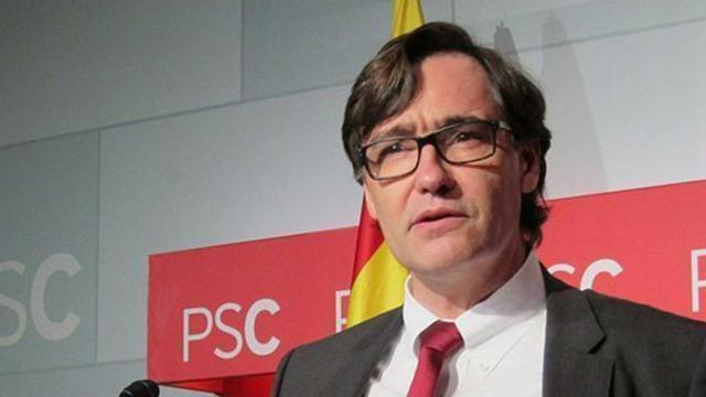 Salvador Illa dejó el Ministerio de Sanidad y se aboca a las elecciones catalanas