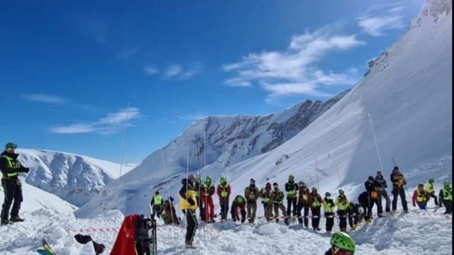 Abruzzo: trovato il corpo del quarto escursionista, ricerche chiuse sul monte Velino