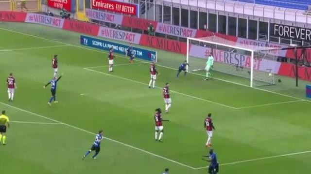Derby Milan-Inter: delusione per i rossoneri, sconfitti 3-0