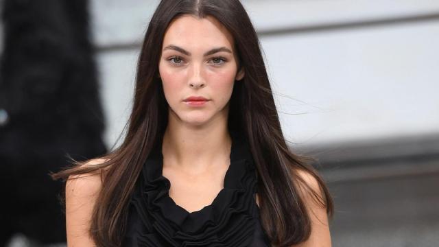 Vittoria Ceretti, top model a Sanremo: ha esordito giovanissima sulle passerelle