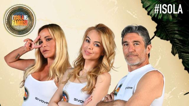 Isola dei famosi, ufficiale: Brando Giorgi, Vera Gemma e Drusilla Gucci primi naufraghi